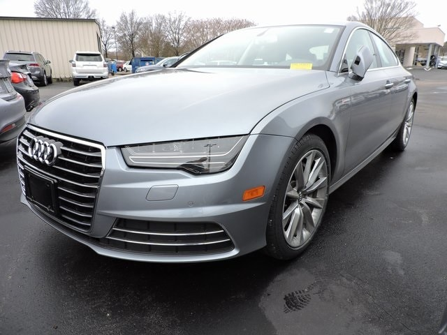Certified Pre-Owned 2016 Audi A7 Hatchback in Greenville, NC