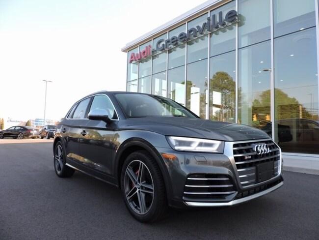 New 2019 Audi SQ5 3.0T Premium Plus SUV in Greenville