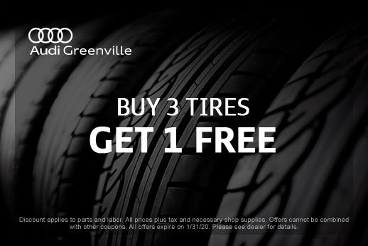 January Tire Special