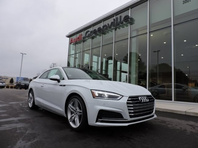 New 2019 Audi A5 2.0T Premium Plus Coupe in Greenville