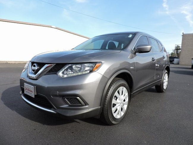 Used  2016 Nissan Rogue S SUV in Greenville