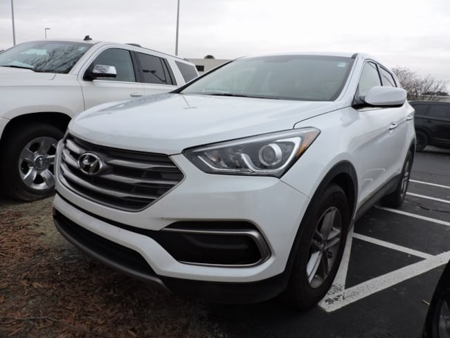 Used  2017 Hyundai Santa Fe Sport 2.4 Base SUV in Greenville