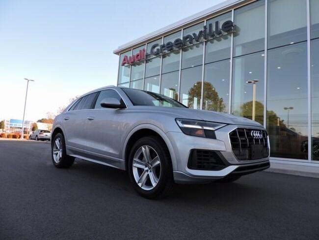 New 2019 Audi Q8 3.0T Premium SUV in Greenville