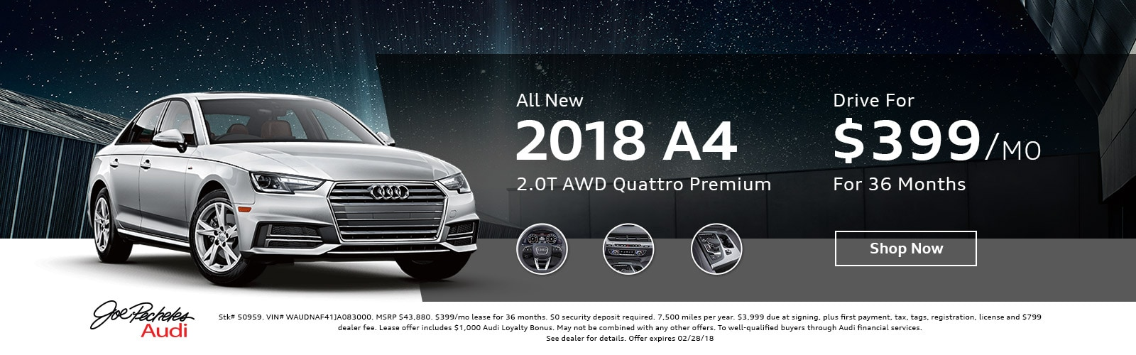 Greenville NC New Audi Specials Serving Wilson Eastern North - Audi loyalty