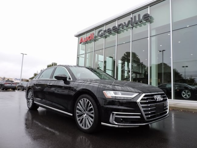 New 2019 Audi A8 L 3.0T Sedan in Greenville