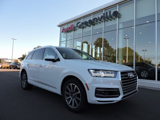New 2019 Audi Q7 3.0T Prestige SUV in Greenville