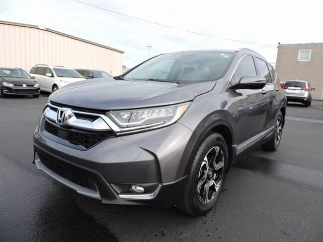 Used  2018 Honda CR-V Touring SUV in Greenville