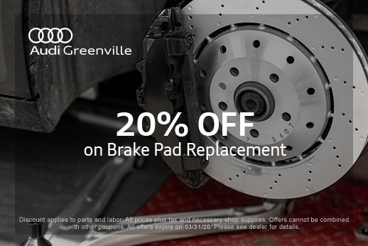 March Brake Pad Special