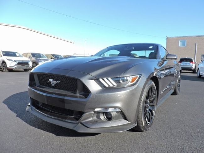 Used  2017 Ford Mustang GT Coupe in Greenville