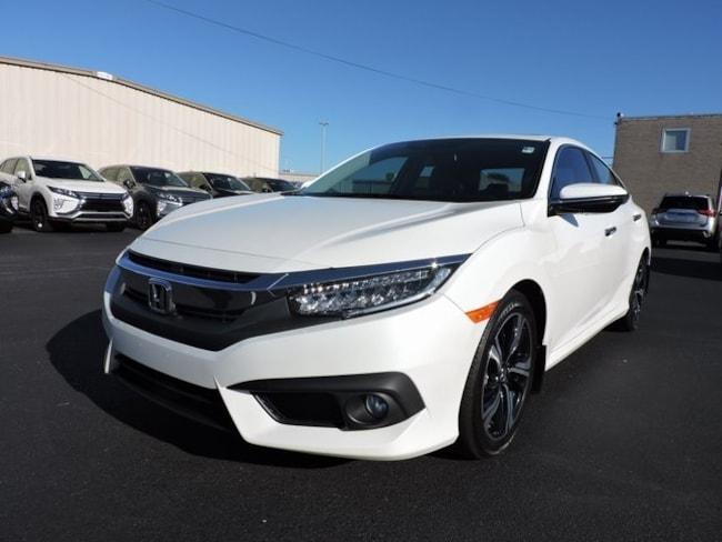 Used  2016 Honda Civic Touring Sedan in Greenville
