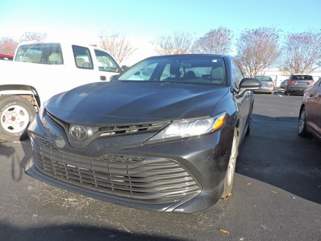 Used  2018 Toyota Camry L Sedan in Greenville