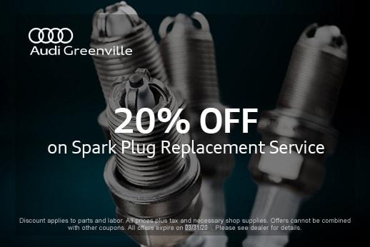 March Spark Plug Special