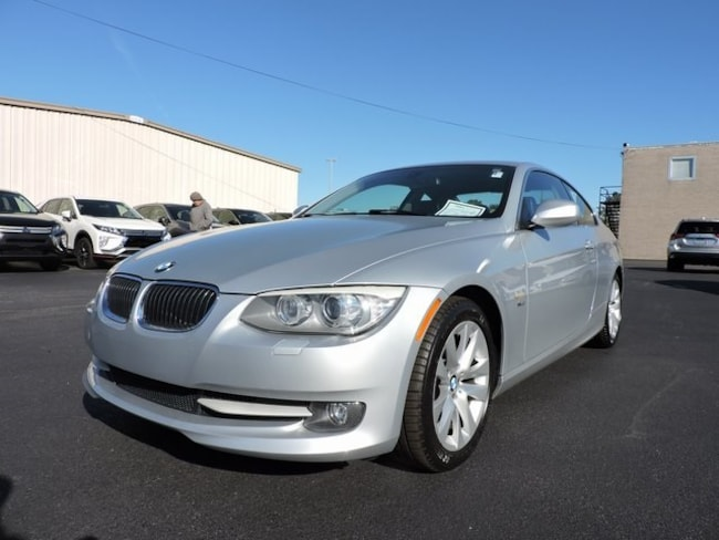 Used  2011 BMW 3 Series 328i Xdrive Coupe in Greenville
