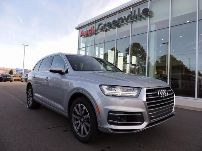 New 2019 Audi Q7 3.0T Premium Plus SUV in Greenville
