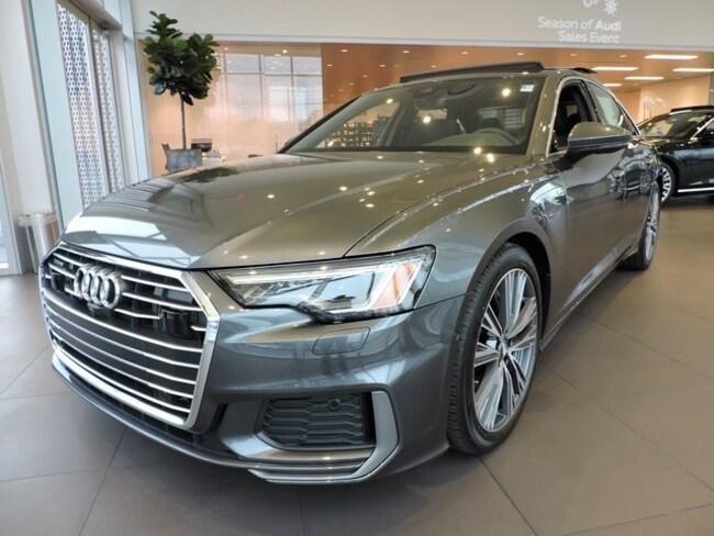 New 2019 Audi A6 3.0T Premium Plus Sedan in Greenville