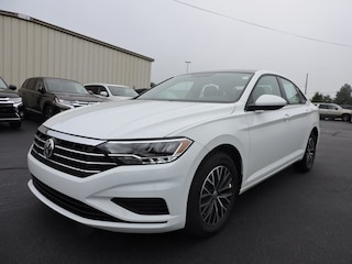 New 2019 Volkswagen Jetta 1.4T SE Sedan 13314 for Sale in Greenville, NC, at Joe Pecheles Volkswagen