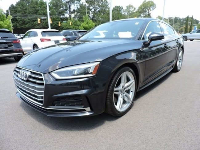 Used 2018 Audi A5 For Sale | Greenville NC - L51088