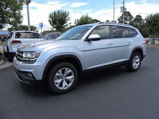 New 2019 Volkswagen Atlas 3.6L V6 SE SUV for Sale in Greenville, NC, at Joe Pecheles Volkswagen