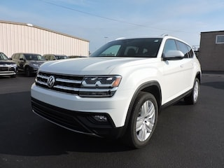 New 2019 Volkswagen Atlas 3.6L V6 SE w/Technology SUV for Sale in Greenville, NC, at Joe Pecheles Volkswagen