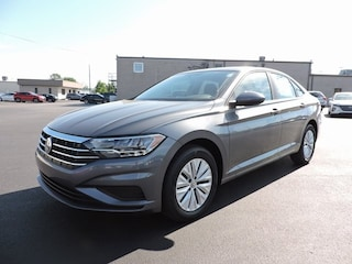 New 2019 Volkswagen Jetta 1.4T S Sedan for Sale in Greenville, NC, at Joe Pecheles Volkswagen