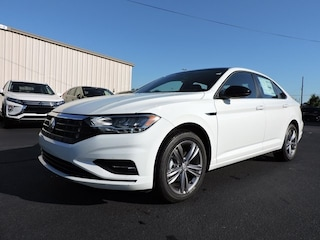 New 2019 Volkswagen Jetta 1.4T R-Line Sedan for Sale near Goldsboro, NC, at Joe Pecheles Volkswagen