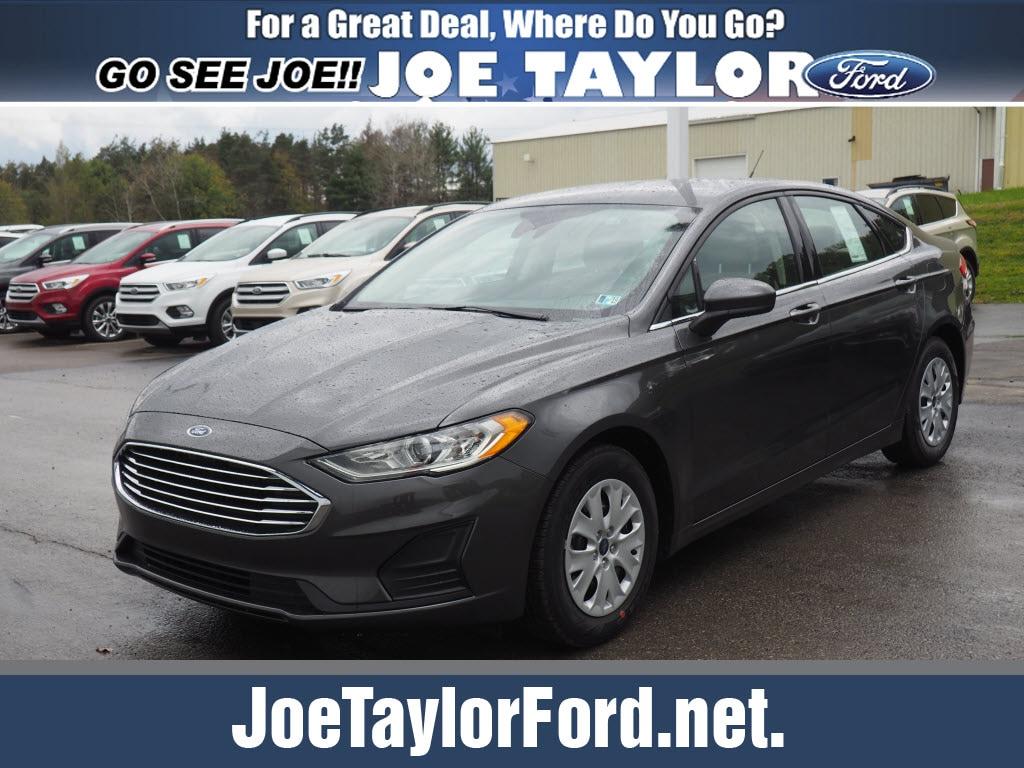 2019 Ford Fusion S S  Sedan