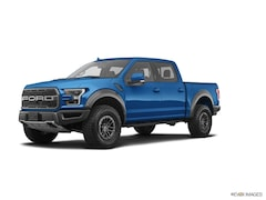 2019 Ford F-150 Raptor 4x4 Raptor  SuperCrew 5.5 ft. SB