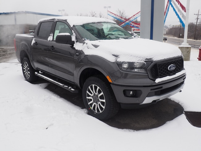 2019 Ford Ranger XL 4x4 XL  SuperCrew 5.1 ft. SB Pickup