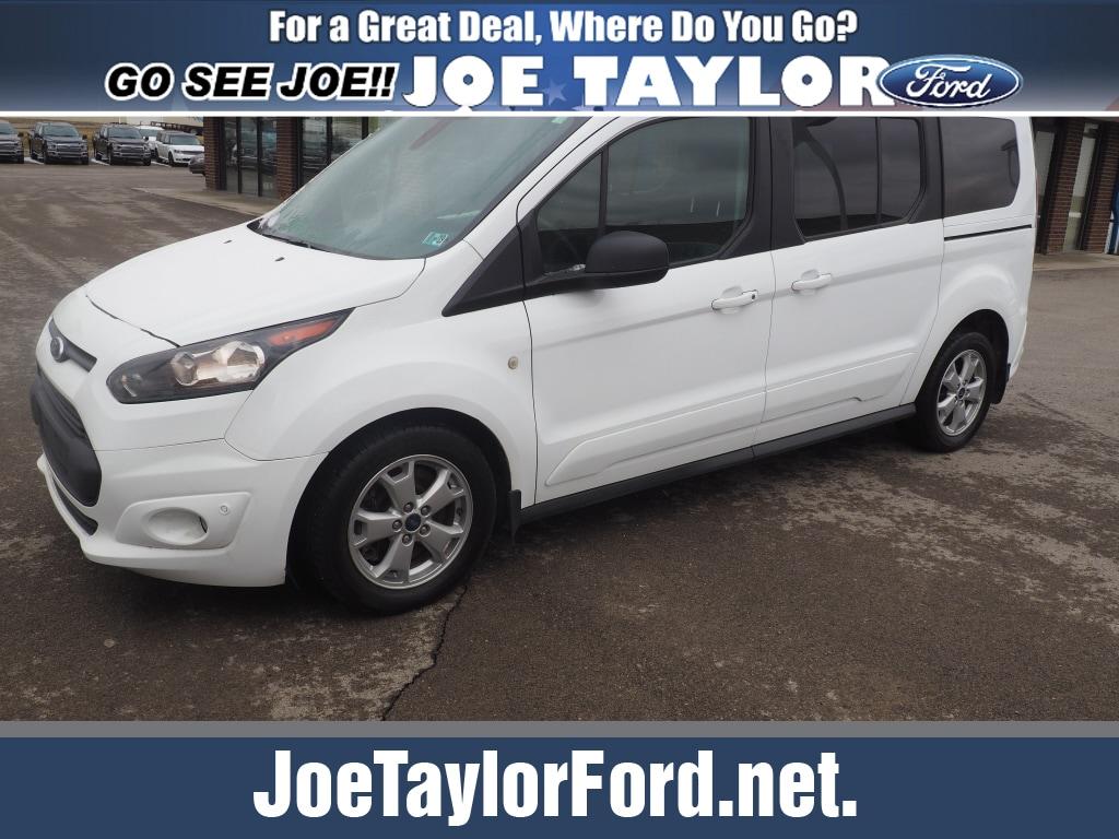 2014 Ford Transit Connect Wagon XLT XLT  LWB Mini-Van w/Rear Liftgate