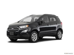 2018 Ford EcoSport S AWD S  Crossover