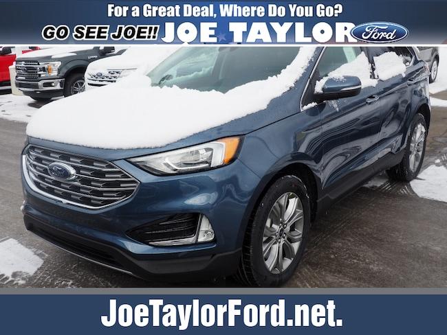 2019 Ford Edge Titanium AWD Titanium  Crossover