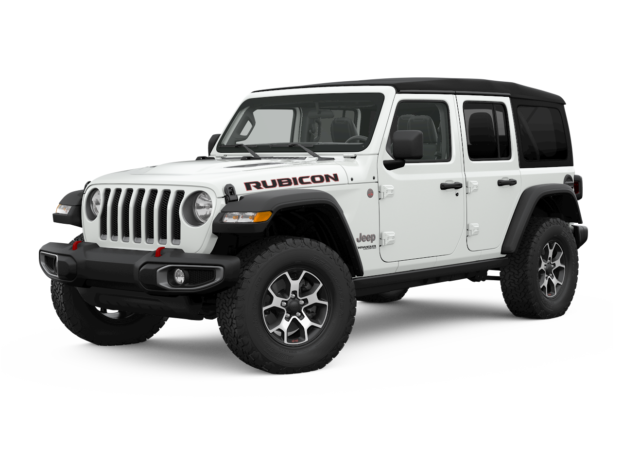 Differences Between 2018 Wrangler JK & 2018 Wrangler JL