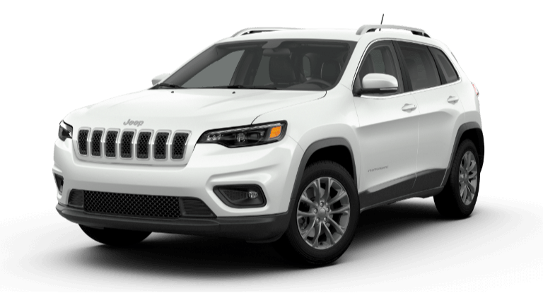 2020 Jeep Cherokee Latitude Plus - Bright White