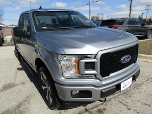 2020 Ford F-150 Truck SuperCab Styleside