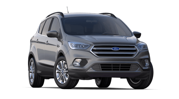 A grey 2019 Ford Escape