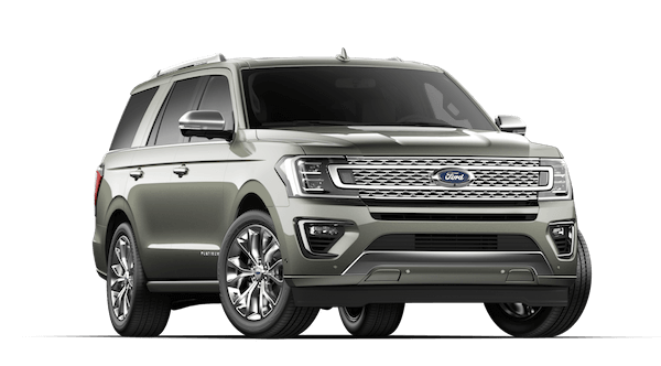 A spruce 2019 Ford Expedition