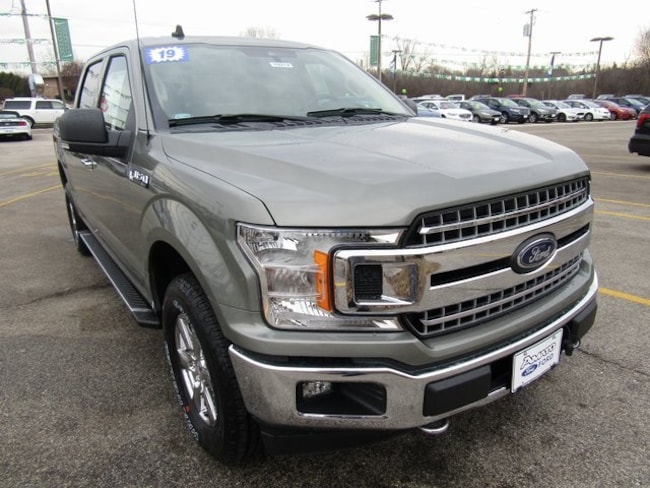New 2019 Ford F 150 For Sale At John Amato Ford Vin 1ftew1e57kkc19088
