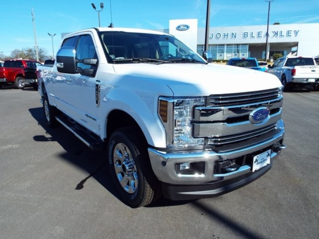 2019 Ford F-250SD Lariat Truck