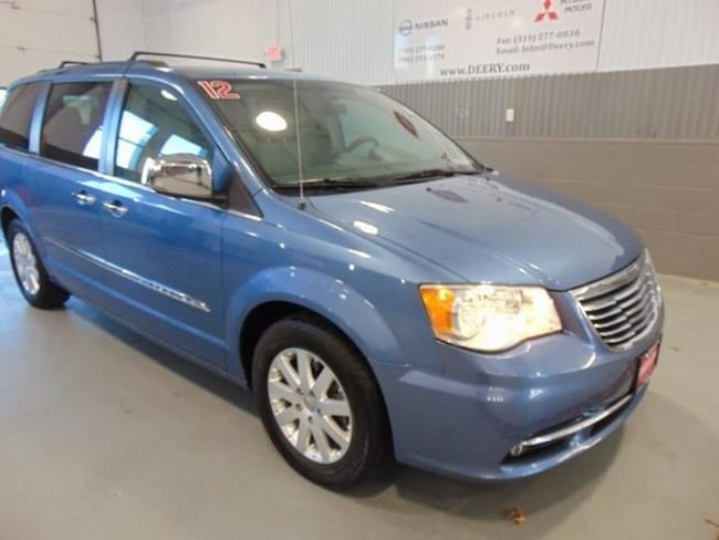 2012 Chrysler Town & Country Touring-L Passenger Van