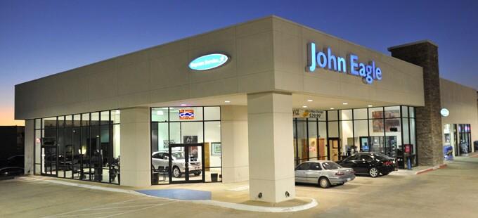 Express car maintenance john eagle honda dallas tx for Honda dealer richardson tx