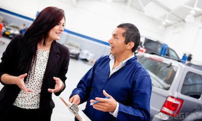 Automotive Service Advisor  Service Writer Job