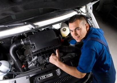 Professional Scheduled Auto Maintenance