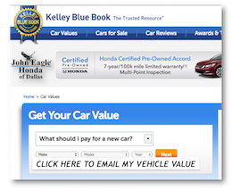 what is my car worth? what is my truck worth? what is my SUV worth?