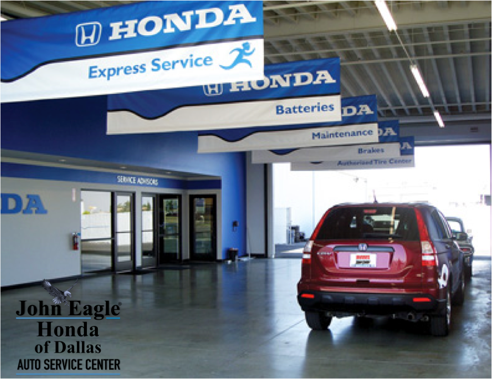 Superb Honda Service Repair And Maintenance Center At John Eagle ...