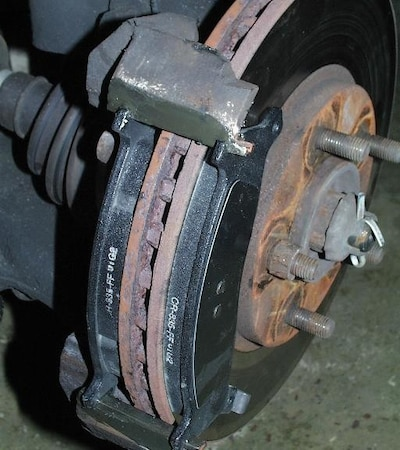 Save on your next Brake Service!