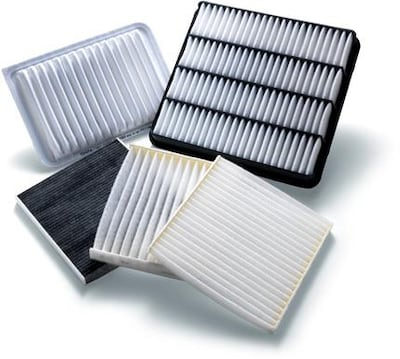 Genuine Toyota Engine Air Filters