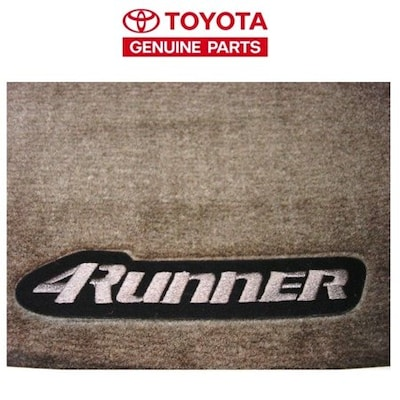 Genuine Toyota All Weather Floormats