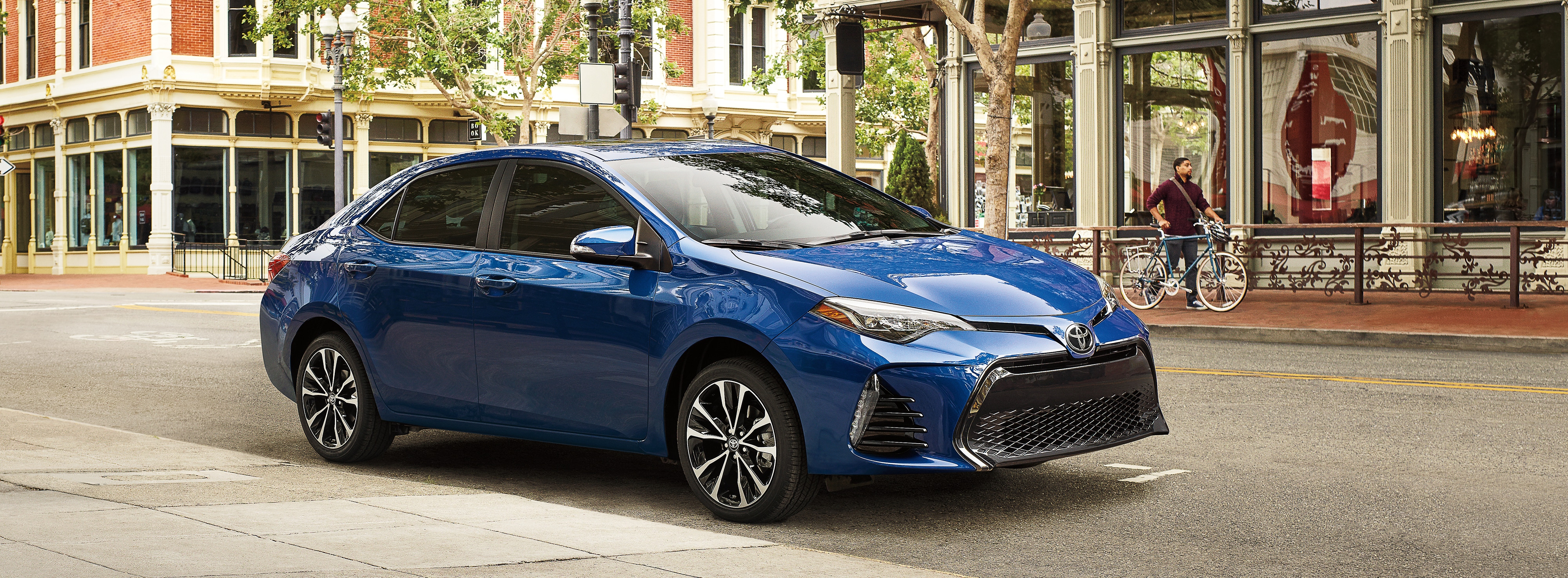 2019 Toyota Corolla Dallas | Sport City Toyota near Plano TX
