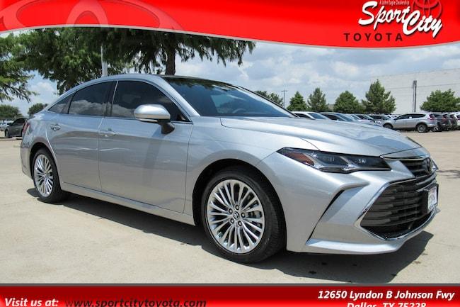 New 2019 Toyota Avalon Limited Sedan Dallas