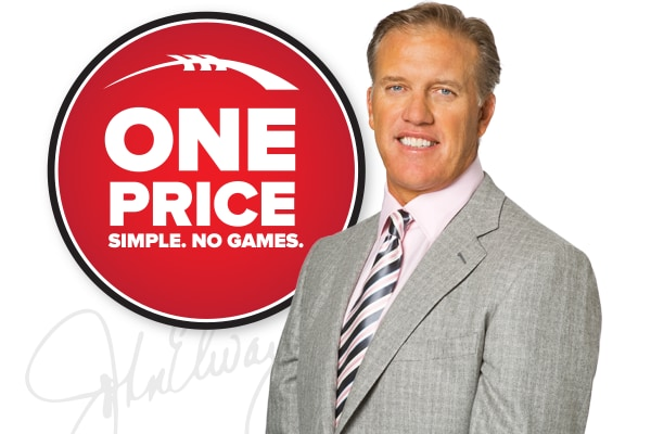 John Elways Crown Toyota >> John Elway S Crown Toyota One Price Simple No Games Employment
